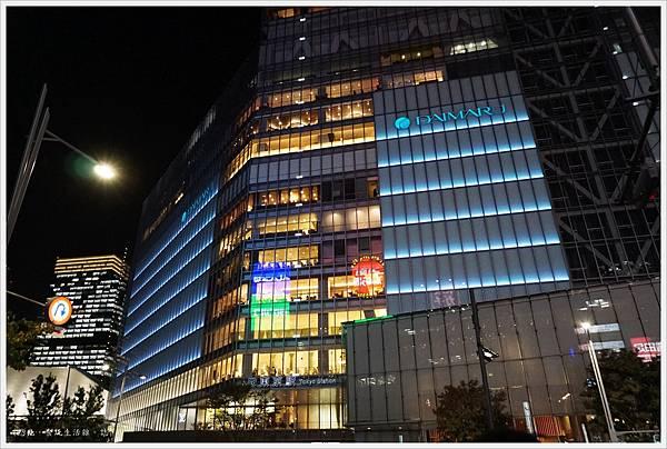 東京車站-大丸百貨.JPG