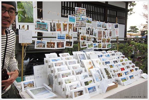 百萬遍-手作市集-攝影明信片-1.JPG