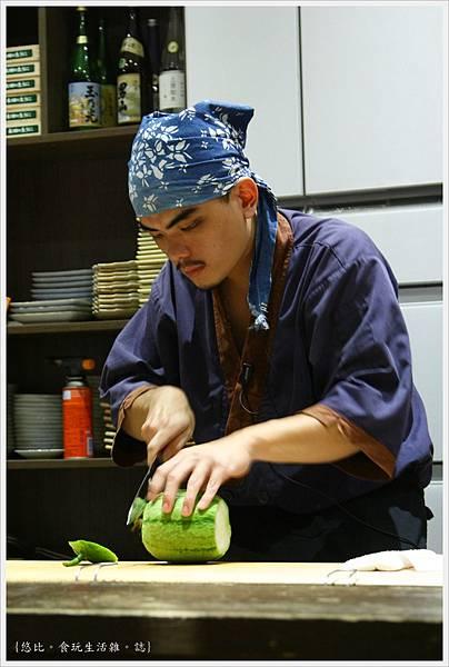 樂座爐端燒 崇德-板前-廚師-2.JPG