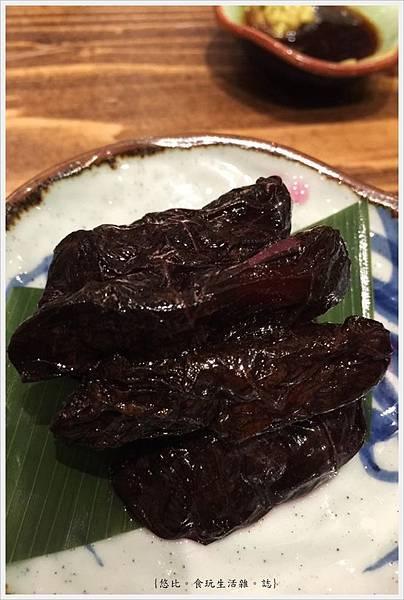 樂座爐端燒 崇德-紫蘇蘋果-1.jpg