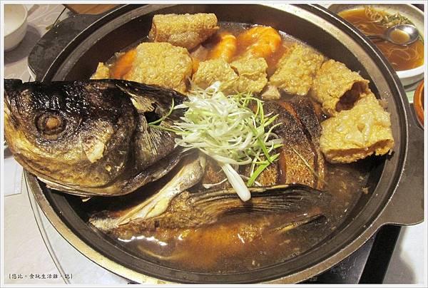 膳馨- 膳馨砂鍋魚頭-1.JPG