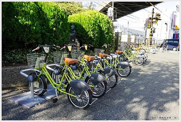 川越-車站外自行車-1.JPG