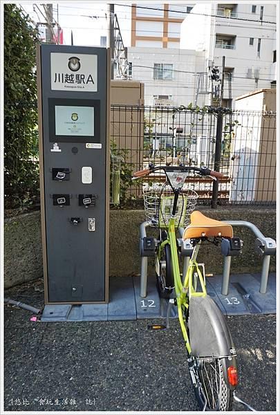 川越-車站外自行車-2.JPG