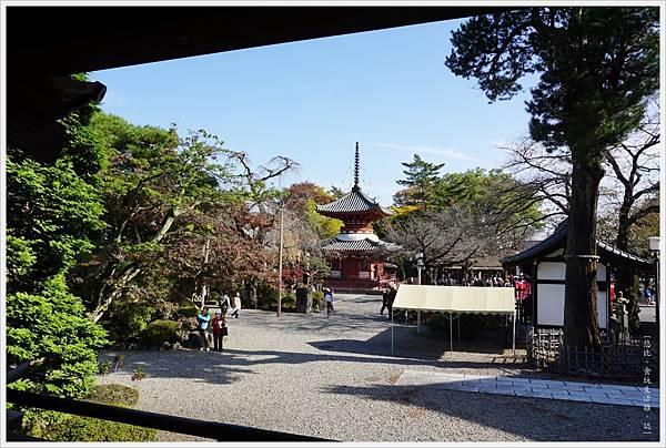 川越-喜多院-長廊外-1.JPG