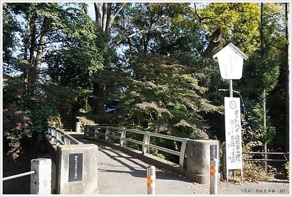 川越-喜多院-小偷橋