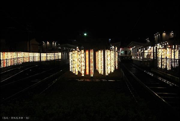 嵐電車站-燈飾-4.JPG