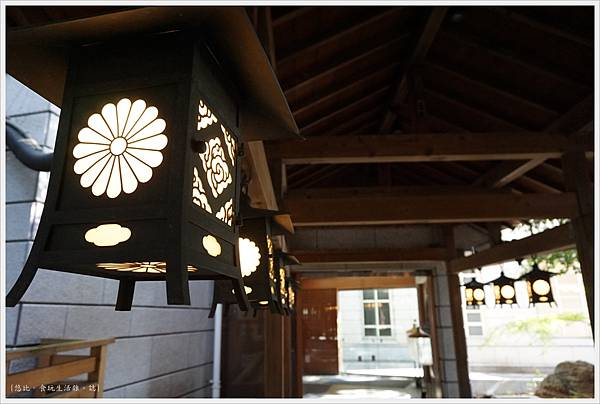冰川神社-冰川會館-長廊-1.JPG