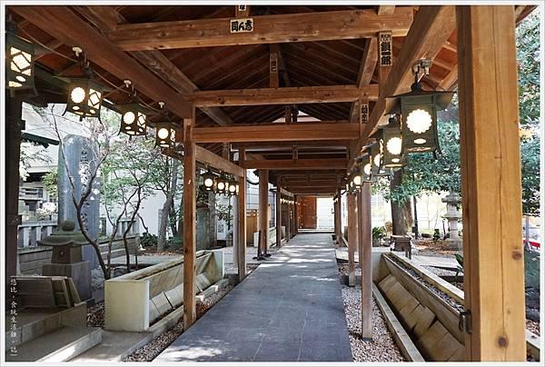 冰川神社-冰川會館-長廊-3.JPG