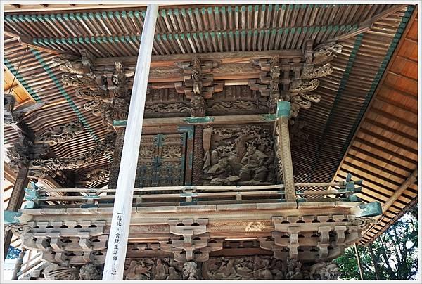 冰川神社-本殿-1