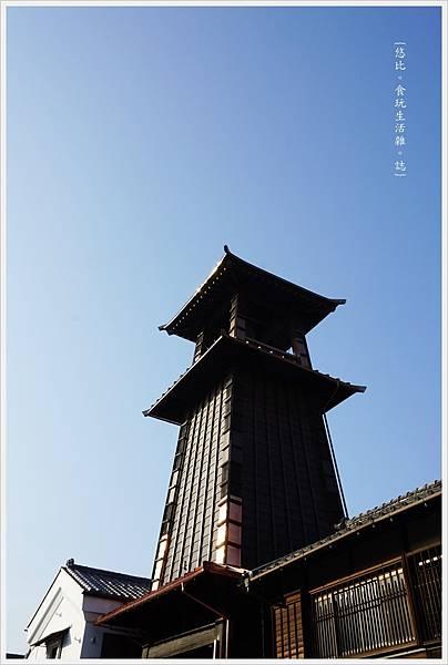 川越老街-時之鐘-2.JPG