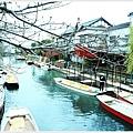 柳川-川下搭船處-1.JPG