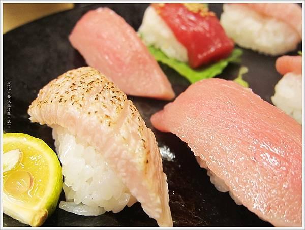 壽司郎-黑鮪魚盤-3.JPG