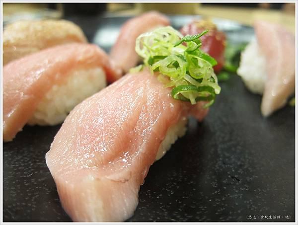 壽司郎-黑鮪魚盤-4.JPG