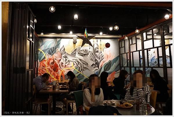 Jamie's -壁畫-3.JPG