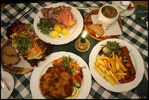 Alt-Berliner Wirtshaus-餐點-1.JPG
