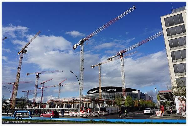 柏林-東邊畫廊-11-Mercedes-Benz Arena.JPG