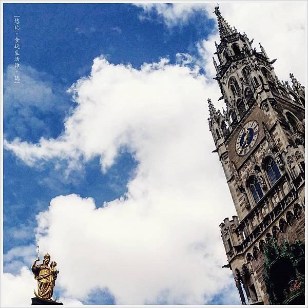 慕尼黑-瑪莉恩廣場