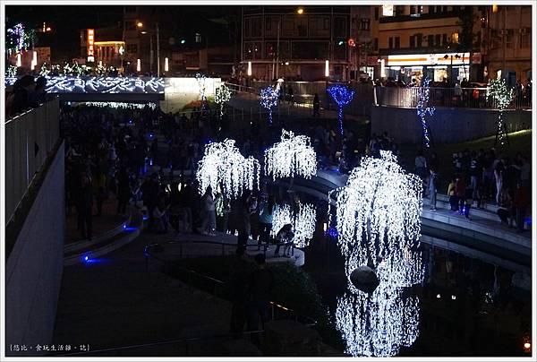 柳川藍帶水岸-夜晚-1.JPG