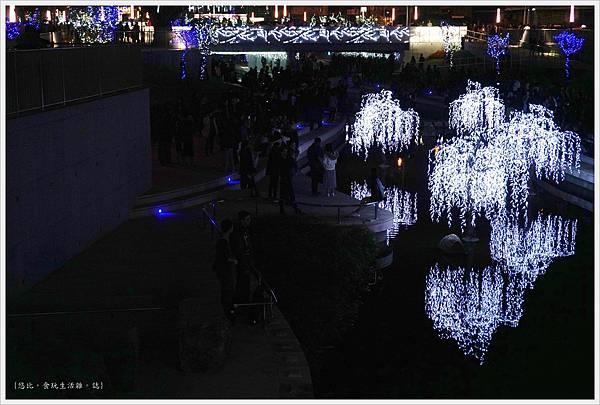 柳川藍帶水岸-夜晚-3.JPG
