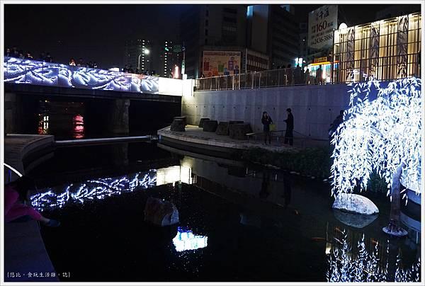 柳川藍帶水岸-夜晚-8.JPG