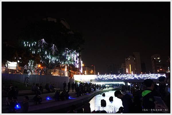 柳川藍帶水岸-夜晚-10.JPG
