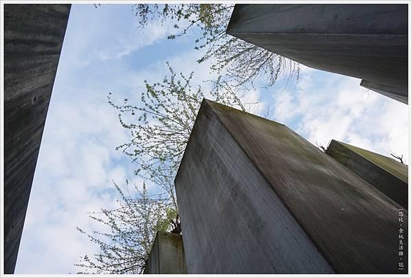 猶太紀念博物館-逃亡者花園-4.JPG