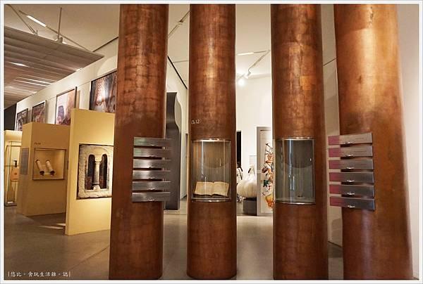 猶太紀念博物館-館內-15.JPG