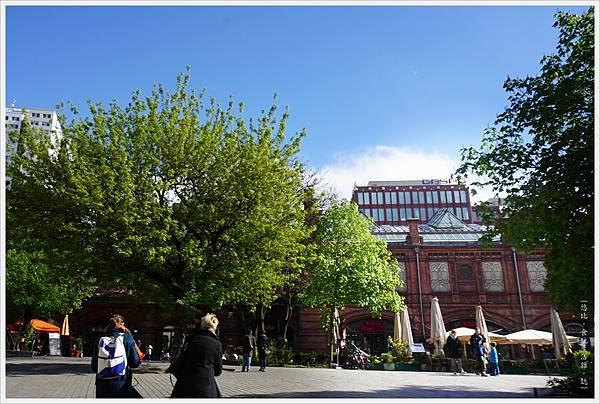 柏林-市區-1-哈克市場站.JPG