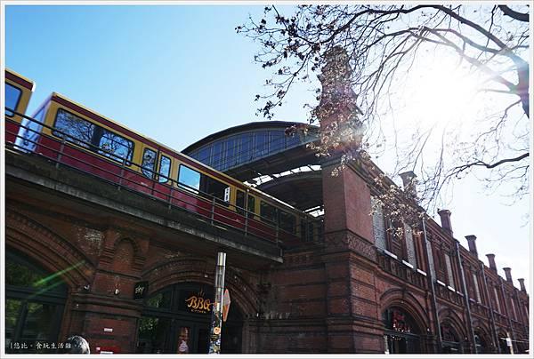 柏林-市區-4-哈克市場站.JPG