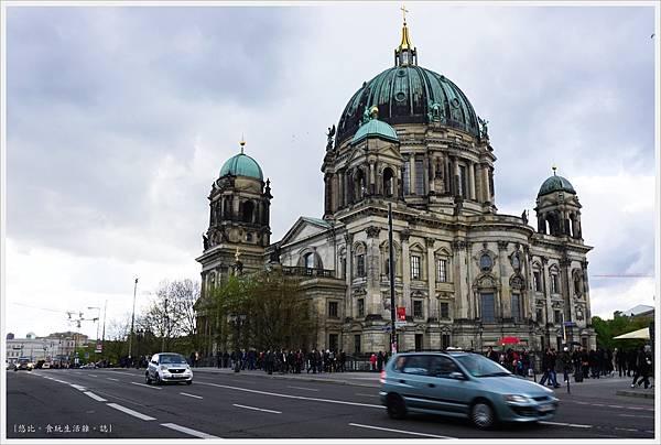 柏林-市區-15-柏林大教堂.JPG