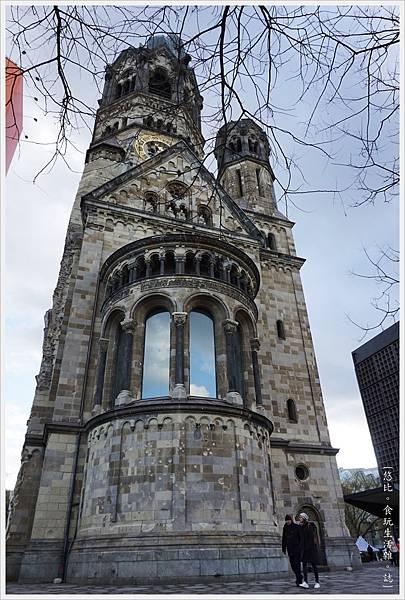 柏林-市區-54-威廉皇帝紀念教堂.JPG