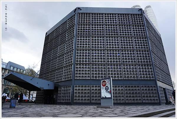 柏林-市區-55-威廉皇帝紀念教堂新教堂.JPG