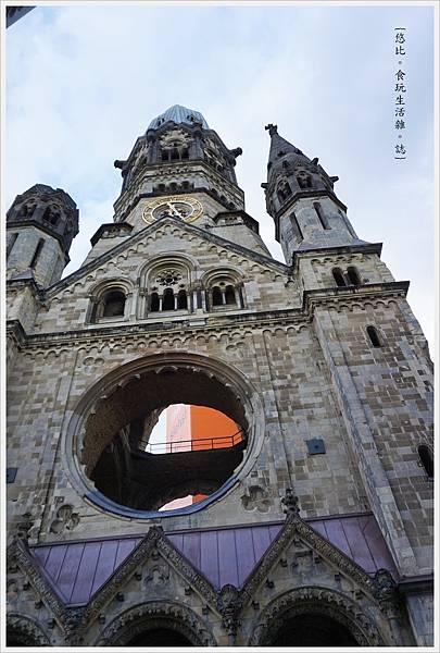 柏林-市區-60-威廉皇帝紀念教堂.JPG
