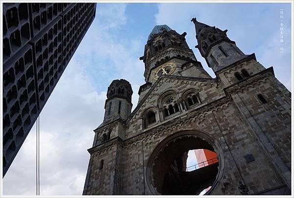 柏林-市區-61-威廉皇帝紀念教堂.JPG