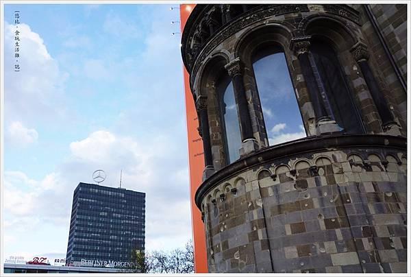 柏林-市區-62-威廉皇帝紀念教堂.JPG