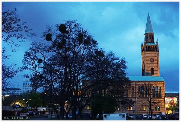 柏林-聖馬太教堂-1
