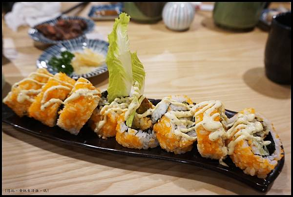 魚鮮會社 竹北-軟殼蟹壽司-12.JPG