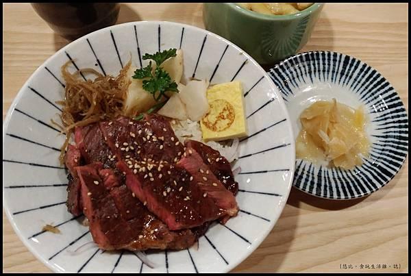 魚鮮會社 竹北-醬烤牛排丼-3.jpg