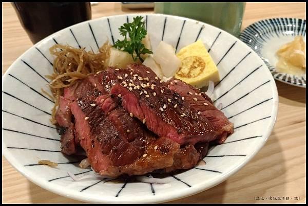 魚鮮會社 竹北-醬烤牛排丼-4.jpg