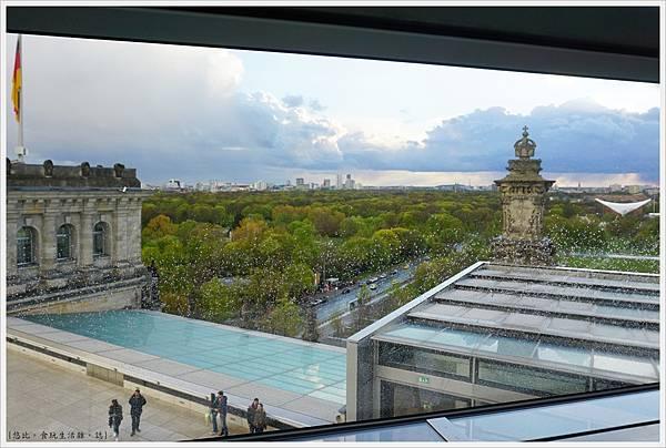柏林-德國國會大廈-40-太陽能面板.JPG