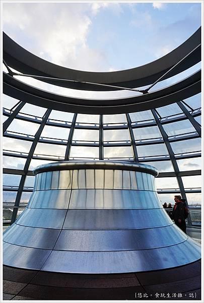 柏林-德國國會大廈-51-圓頂.JPG