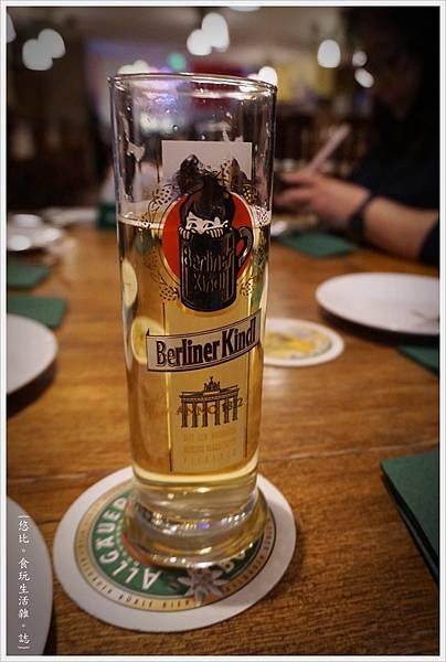 柏林-Hopfingerbrau im Palais-9-啤酒.JPG