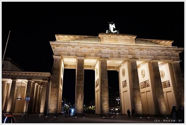 柏林-布蘭登堡門-1