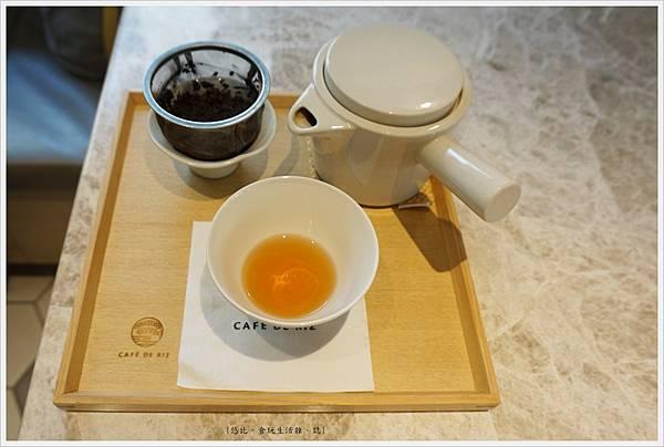 Cafe de RIZ-25-日本茶.JPG
