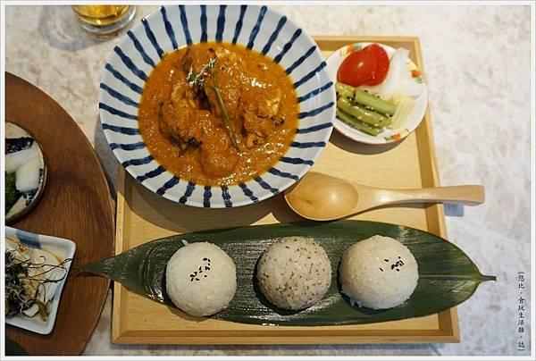 Cafe de RIZ-33-雞肉咖哩.JPG