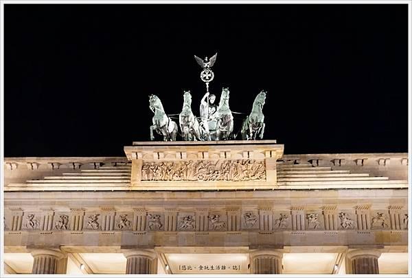 柏林-布蘭登堡門-夜景-4.JPG