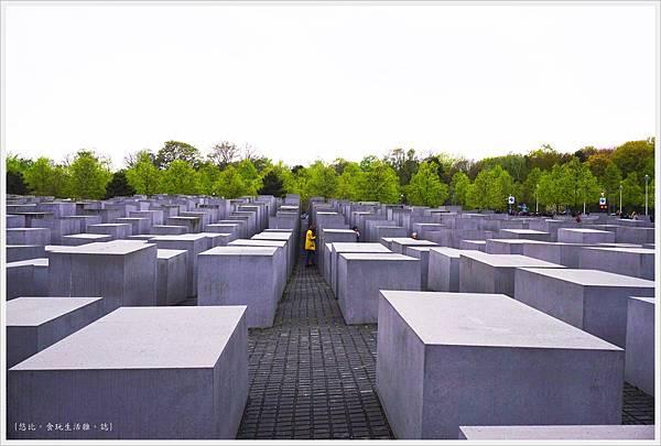 歐洲被害猶太人紀念碑-13.JPG