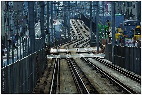 荒川線-5-鐵軌.JPG
