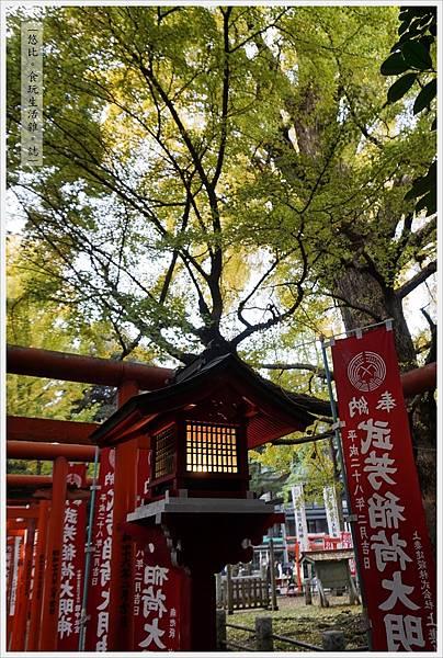荒川線-鬼子母神-44-武芳稻荷神社.JPG