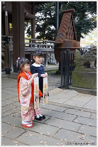 荒川線-鬼子母神堂-12-七五三.JPG